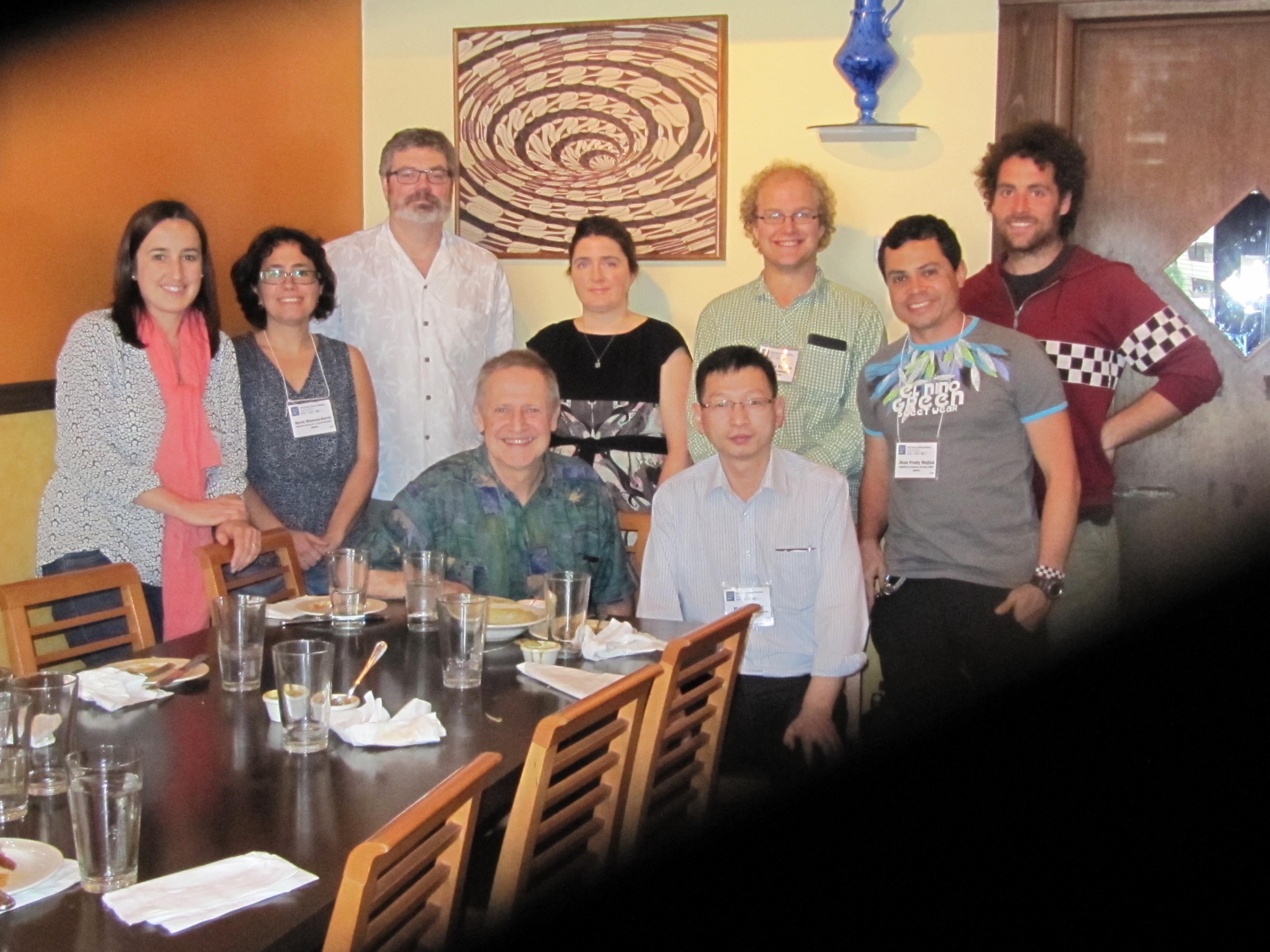 2014海洋科学大会颁发了三大奖项
